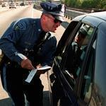 In the current system, state and local police handwrite most citations.