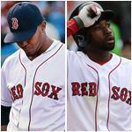 Among the 10 players with at least 200 plate appearances with the Red Sox this season, Xander Bogaerts and Jackie Bradley Jr. rank toward the bottom in several key batting statistics.