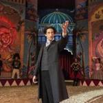 "Adrien Brody stars in the two-part miniseries ""Houdini"" as the famous magician."