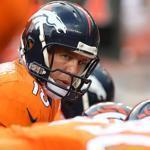 Peyton Manning and the Broncos are seeking to be back in the Super Bowl this season.