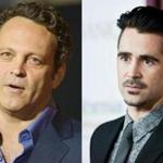 "From left: Vince Vaughn and Colin Farrell will star in season 2 of HBO's ""True Detective."""