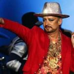 Boy George performed with Culture Club at Blue Hills Bank Pavilion.