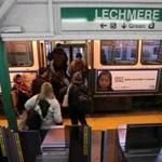 The Green Line extension will go from Lechmere into Medford.