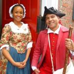 Guides on the Freedom Trail's African-American Patriots Tour.