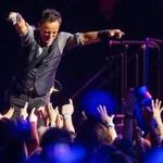 Bruce Springsteen performed at TD Garden in Boston on Thursday.