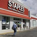 Staples is selling its European business.