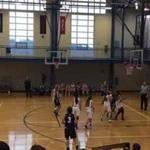 Nobles senior captain Katie Benzan scored her 2,000th career point on Feb. 10. (Video by Emily McCarthy)