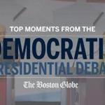 Top moments from the Democratic presidential debate in Milwaukee