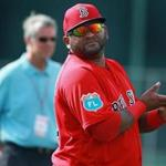 Pablo Sandoval wasn't ready to go in spring training, but manager John Farrell thinks he may be able to contribute in October.