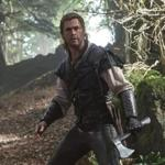 "Chris Hemsworth in ""The Huntsman: Winter's War."""