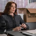 "Julianna Margulies as Alicia Florrick in CBS's ""The Good Wife."""