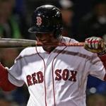 Xander Bogaerts has shown plenty of bite at the plate, with his on-base and slugging percentages up.