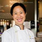 Boston chef and restauranteur Joanne Chang has earned her first James Beard award. She was named outstanding baker at Monday's awards ceremony.