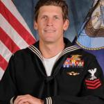 Navy Petty Officer First Class Charles Keating was from Phoenix.