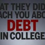 What they didn't teach you about debt in college. Produced by Scott LaPierre and Greg Klee