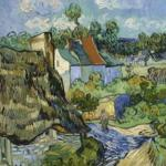 "Vincent van Gogh's ""Houses at Auvers"""