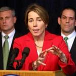 Massachusetts Attorney General Maura Healey is one of 13 state attorneys general who want the Centers for Disease Control and Prevention to study gun deaths.