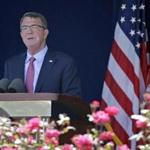 Comments made by Defense Secretary Ashton Carter last week while speaking at the Naval Academy's commencement angerered Chinese officials.