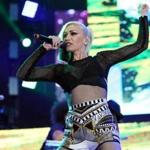 Gwen Stefani performing two weeks ago in Carson, Calif.