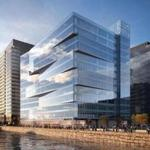 Boston Consulting Group will move into the 13-story office tower under construction at Pier 4.