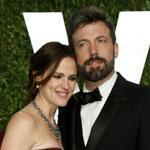Jennifer Garner and Ben Affleck at a party in 2013.
