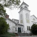 Town Meeting approved Community Preservation Funds for the Acton Congregational Church in April.