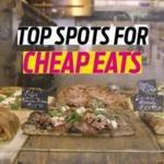 Highlights from Globe Magazine's top 20 spots for cheap eats.