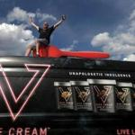 Boston, MA - 7/16/2016 - FOR MAGAZINE: Dan Schorr selling his indulgent premium ice cream, Vice Cream with cheeky flavors, such as Afternoon Delight, Choc of Shame, and Breakfast in Bed. - (Barry Chin/Globe Staff), Section: Magazine, Reporter: unknown, Topic: 073116icecream, LOID: 8.2.3649581737.