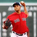 BOSTON, MA - JULY 22: Eduardo Rodriguez #52 of the Boston Red Sox pitches against the Minnesota Twins during the first inning at Fenway Park on July 22, 2016 in Boston, Massachusetts. (Photo by Maddie Meyer/Getty Images)