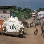 South Sudanese government soldiers reportedly raped ethnic Nuer women and girls last week just outside a United Nations camp in Juba, the nation's capital.