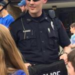 Natick Police Officer Dylan Punch