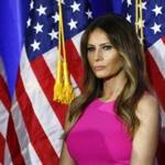 Melania Trump in June.