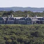 A home in Chilmark, on Martha's Vineyard.