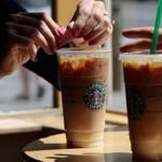 Starbucks can put as much ice in your coffee as it wants.