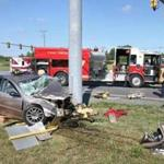 Motor vehicle crashes killed about 19,100 people nationwide during the first six months of this year.