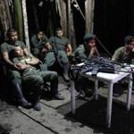 Under the terms of the agreement, FARC rebels must hand over their weapons to United Nations-sponsored monitors. The group currently has about 7,000 troops.