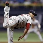 Does Red Sox pitcher Clay Buchholz have a spot in the rotation, or will he go back to the bullpen?