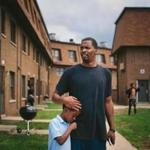 Blood tests on Lamont Anderson's 8-year-old son, Lamont Jr., have revealed dangerously high levels of lead. They live at the West Calumet Housing Complex inEast Chicago, Ind., where the toxic metal contaminates the ground.