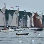 The annual three-day maritime festival with the largest gathering of windjammers and schooners in the Northeast is coming this weekend to Camden, Maine.