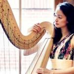 25socalendar - Jane Soh performs on harp in Braintree. (Atlantic Symphony Orchestra)
