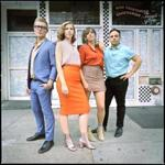 Lake Street Dive is (from left) Mike Olson, Rachael Price, Bridget Kearney, and Mike Calabrese.