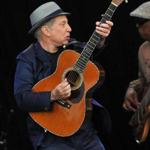 Paul Simon in London in 2012.