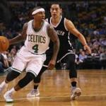 Celtics All-Star guard Isaiah Thomas said he worked on his conditioning and nutrition to help boost his endurance.