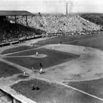 Braves Field, which stood on the site of Boston University's Nickerson Field, was where the Indians clinched their last World Series title, in 1948.