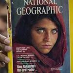 Gulla was an Afghan refugee girl when she gained international fame in 1984 after war photographer Steve McCurry's photograph of her was published on the cover of National Geographic.