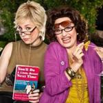 Comedy duo Ronna & Beverly will appear at the Boston Jewish Film Festival.