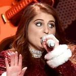 Meghan Trainor performed Friday at the iHeartRadio Jingle Ball at the Staples Center in LA.