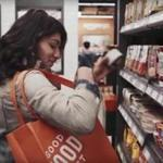 Amazon says it will open a brick-and-mortar grocery store called Amazon Go. Shoppers will use an app to make purchases and avoid going through a checkout. C2