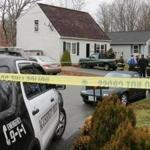 08fatal - Double fatal carbon monoxide incident in Acushnet. (David G. Curran)