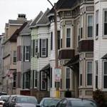 Multifamily homes in South Boston.